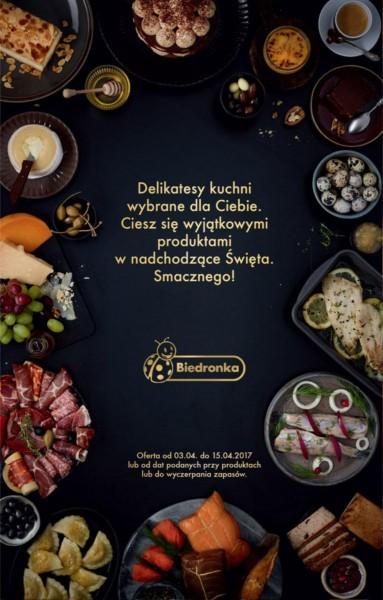 Biedronka Delikatesy Kuchni Włoskiej Od 304 Kwietnia