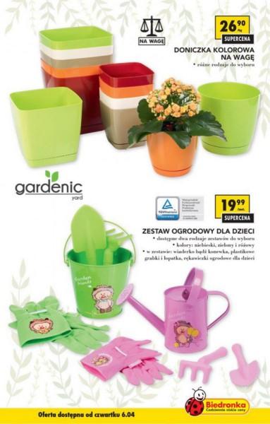 Biedronka Twój Ogród Na Wiosnę Od 604 Kwietnia