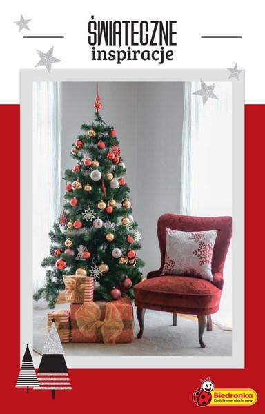 Biedronka świąteczne Inspiracje Od 3011 Listopada