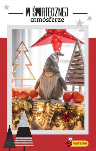 Biedronka W świątecznej Atmosferze Od 412 Grudnia